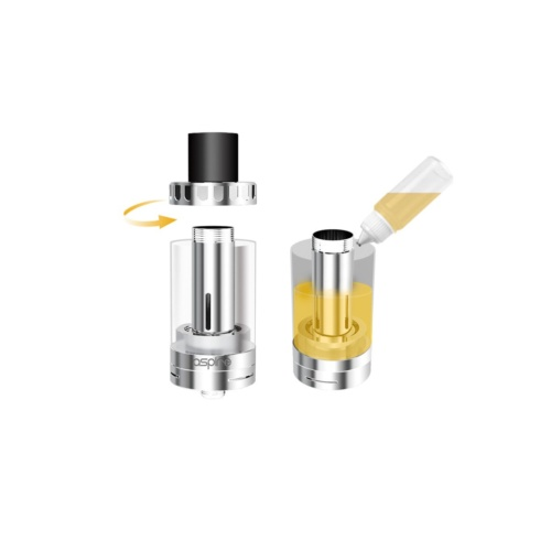 Aspire K4 Kit Tank Refill