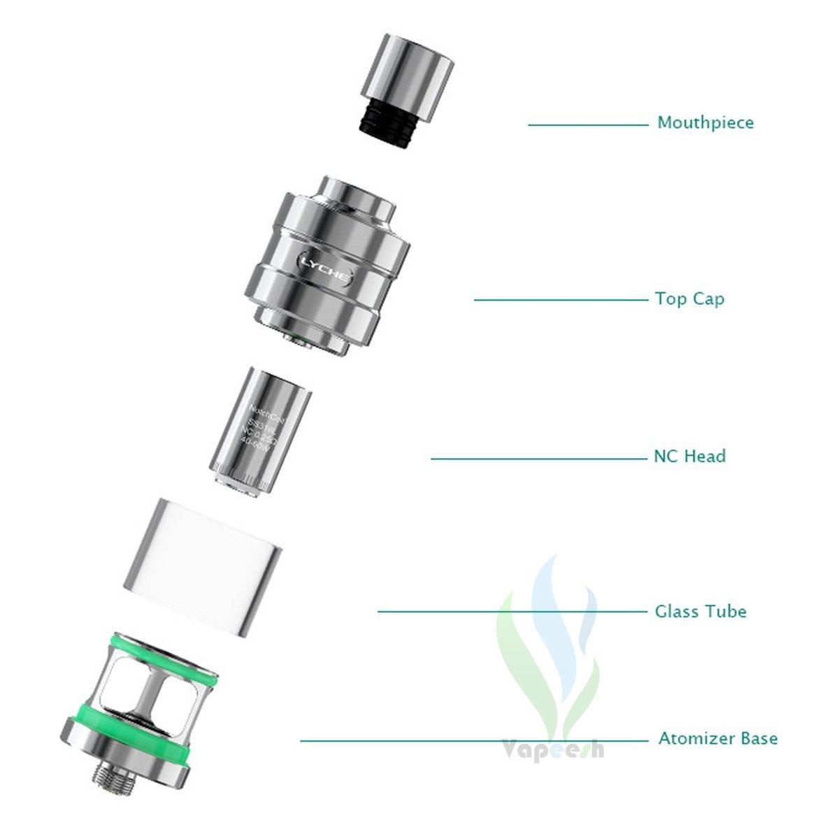 Eleaf Lyche Tank Components