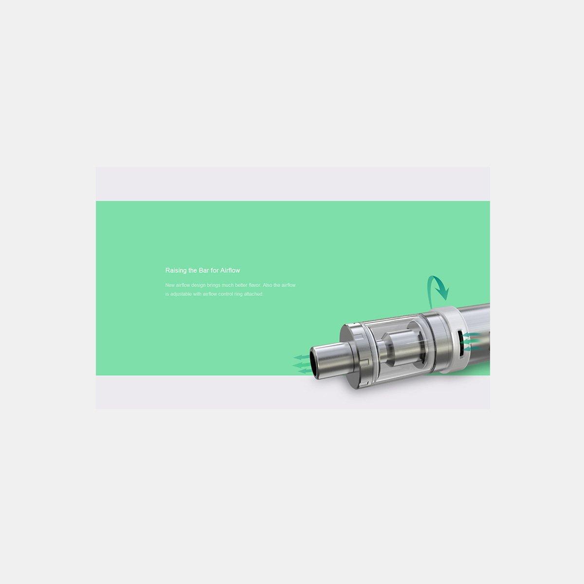 Eleaf iJust-S Kit Tank Airflow