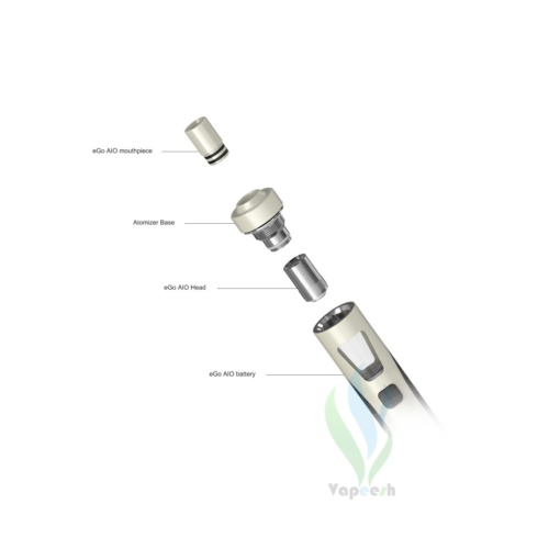 Joyetech eGO Aio Kit Components