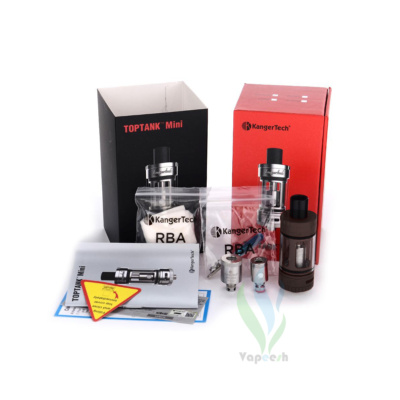 Kanger TOPTANK Mini Tank Package Content