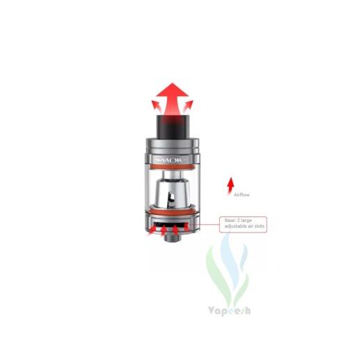 Smok TFV8 Big Baby Tank Airflow