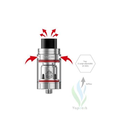 Smok TFV8 X-Baby Tank Airflow