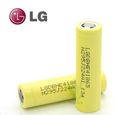 LG Battery 18650 HE4
